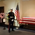Hundreds of mourners at visitation of fallen Marine