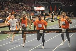 Willie Gault breaks 50-54 age group 100m WR - 10.88 >