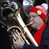 Tuba players blow mellow tones in Christmas concerts in Naperville, Aurora
