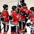 Blackhawks persevere, and it finally pays off