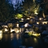 Illuminated backyards allow for time to enjoy outdoors