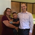 Carpentersville toddler attends fundraiser to help cover medical costs
