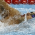Images of Matthew Grevers' gold 100-meter backstroke performance