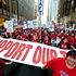 What does Chicago teachers strike mean here?