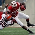 Stave, Ball lead Wisconsin over Illinois 31-14
