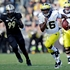 Robinson leads Wolverines past Boilermakers 44-13