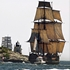 Hurricane claims famous tall ship off NC coast