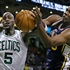 Pierce scores 23 to lead Celtics past Jazz 98-93
