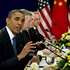 Courting Asia, Obama finds that the world intrudes