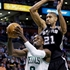 Parker, Duncan carry Spurs past Celtics