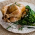 Herb Roasted Cornish Game Hens with Creamy Mustard Sauce