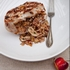 Cherry Portobello-Stuffed Pork Chops