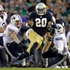 Tide, Irish feature old school offenses