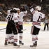 Hossa, Blackhawks off to a fast start