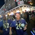 Fans whoop it up after Baltimore�s win