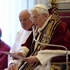 Pope shows lifetime jobs aren�t always for life