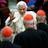 Pope�s bombshell sends troubled church scrambling
