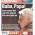 Images: Front pages of pope's resignation