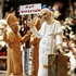 Retiring pope faces uncharted territory