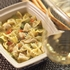 Sicilian Chicken Soup with Bow-tie Pasta