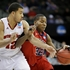 Mississippi upsets Wisconsin 57-46 in NCAA tourney