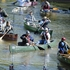 Floods can't stop Des Plaines River canoe race
