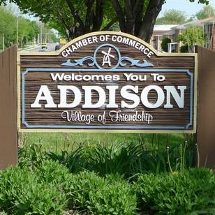 Welcome to Addison