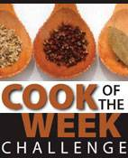Cook of the Week Challenge