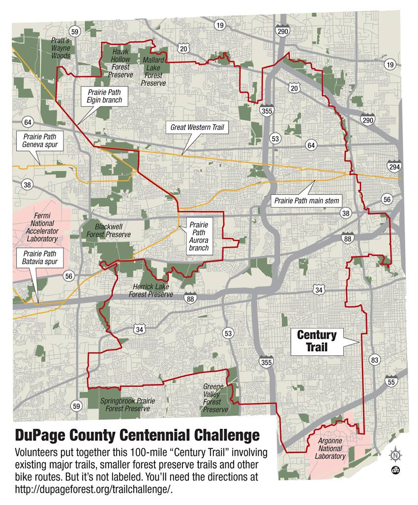 DuPage Century Trail