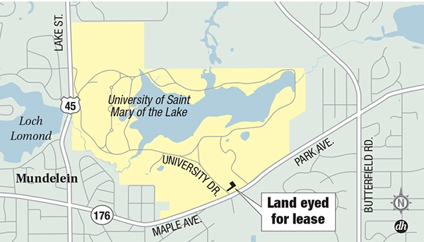 Land eyed for lease