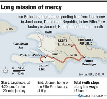Long mission of mercy