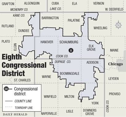 8th Congressional District