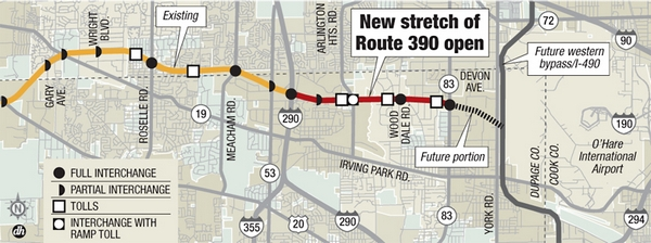 New Section Of Route 390 Opens Is Called Just The Beginning