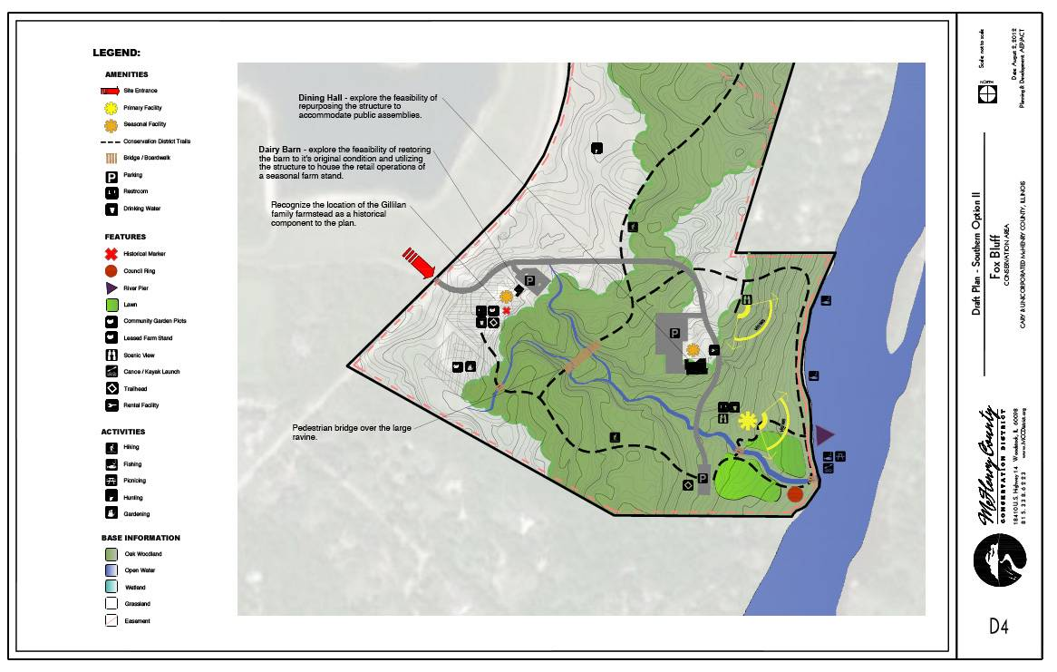 Fox Bluff Plan 2 -- south