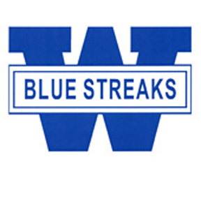 Woodstock Blue Streaks