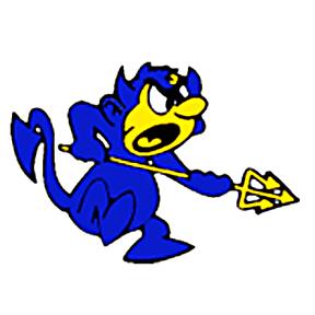 Image result for warren blue devils high school logo