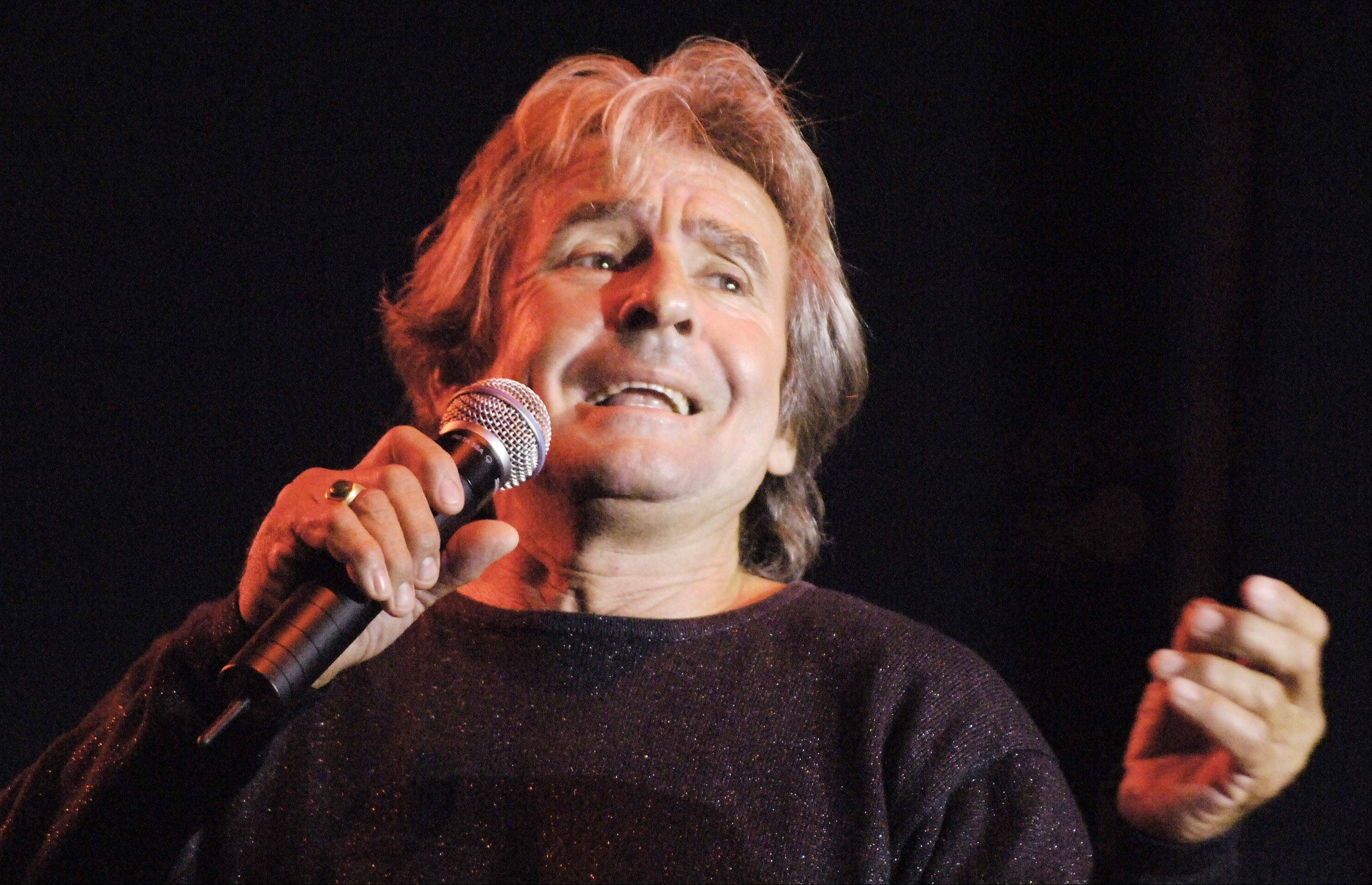Davy Jones infuses old songs with new energy