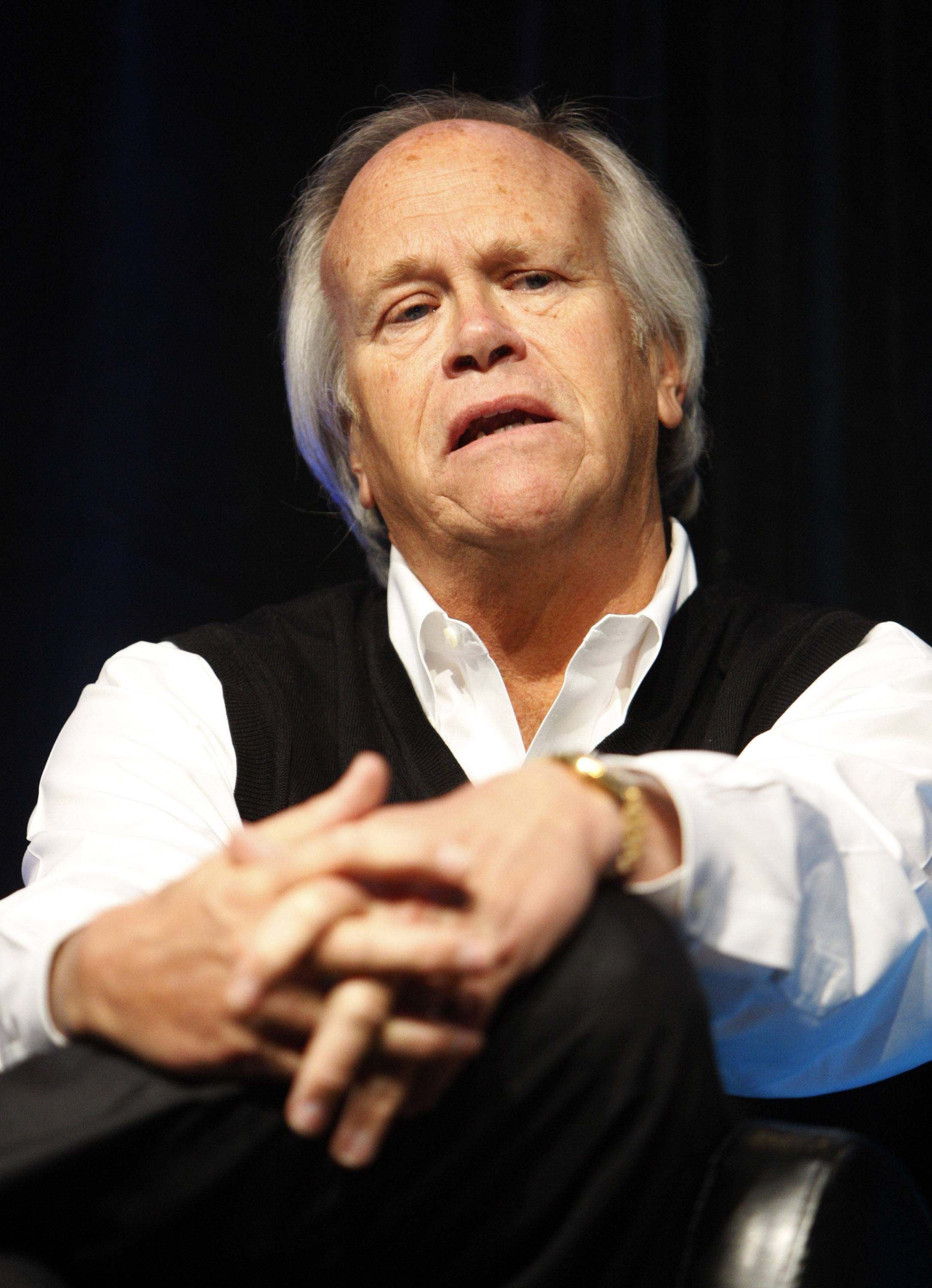 NBC Sports chief Dick Ebersol