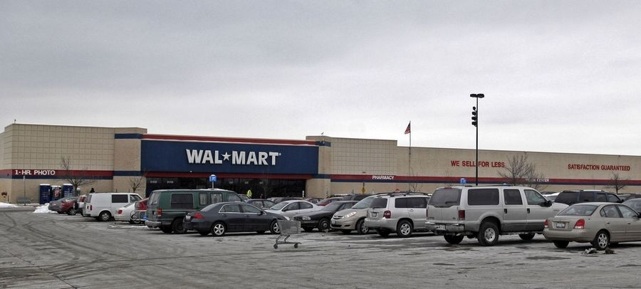 Walmart On Randall Really A Go This Time