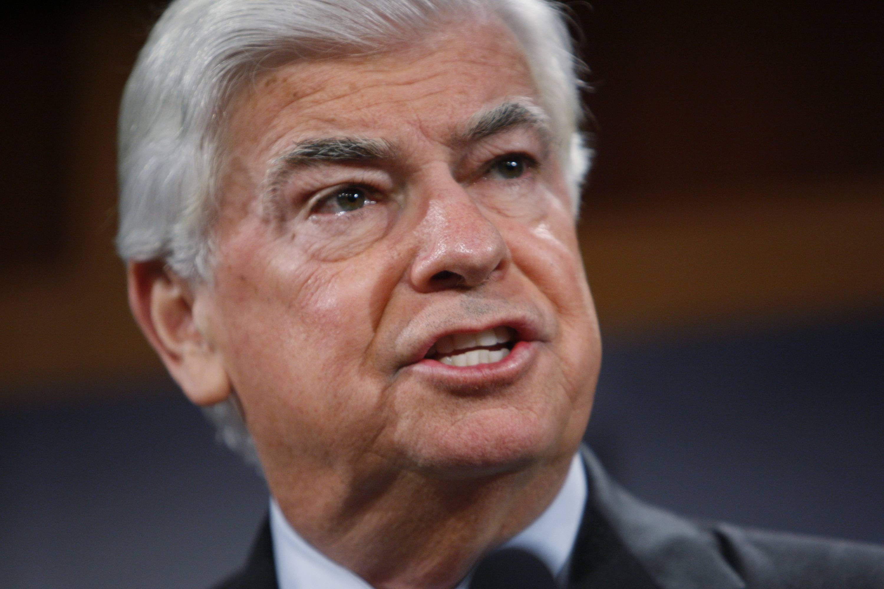 Sen. Christopher Dodd, the chairman of the Senate Banking Committee, said the bill he intends to unveil Monday is an attempt at consensus that incorporates Democratic and Republican ideas, even though no Republicans have lent their support.