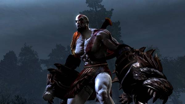Brutal God Of War III Is All The Rage