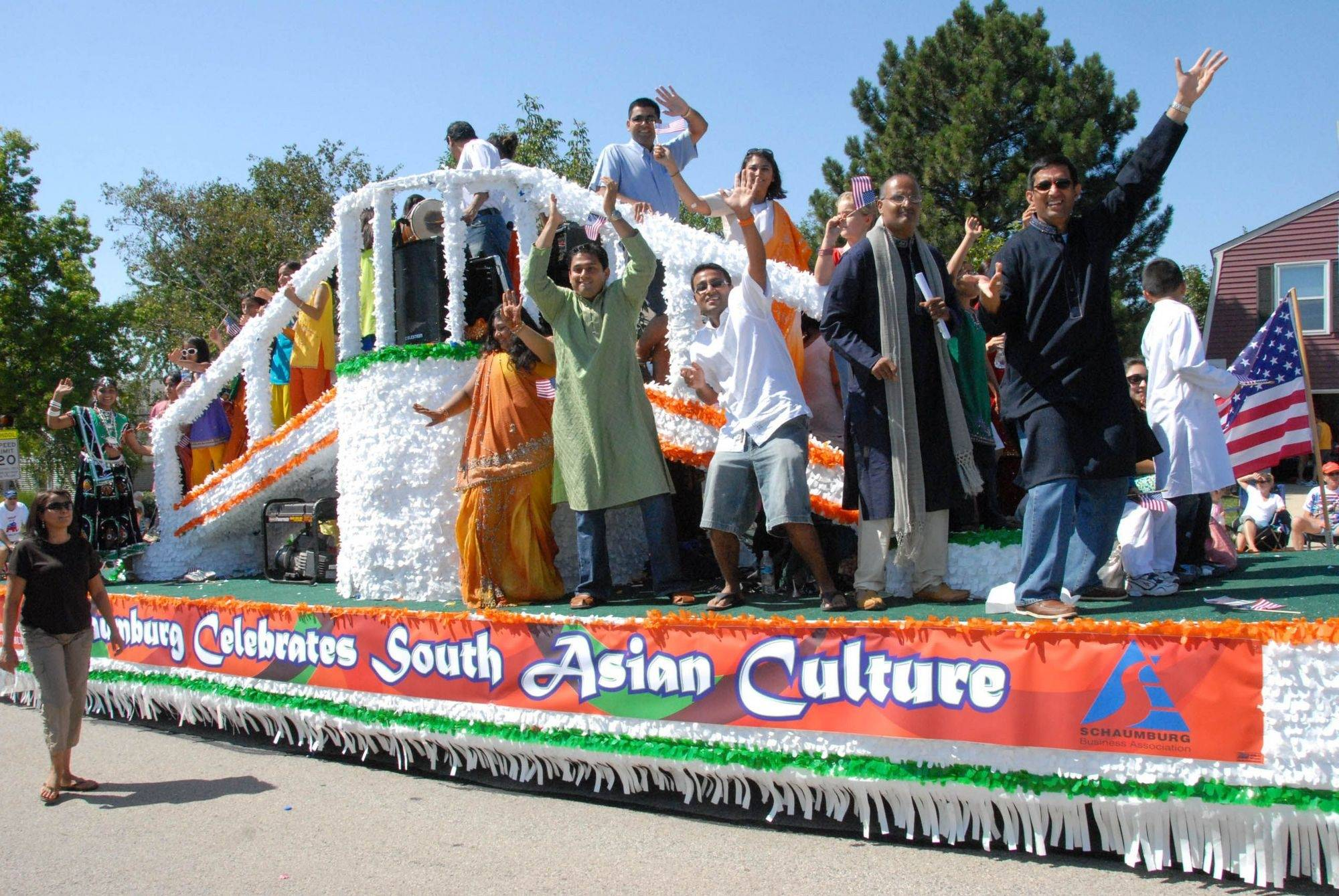 Schaumburg's South Asian community growing more active