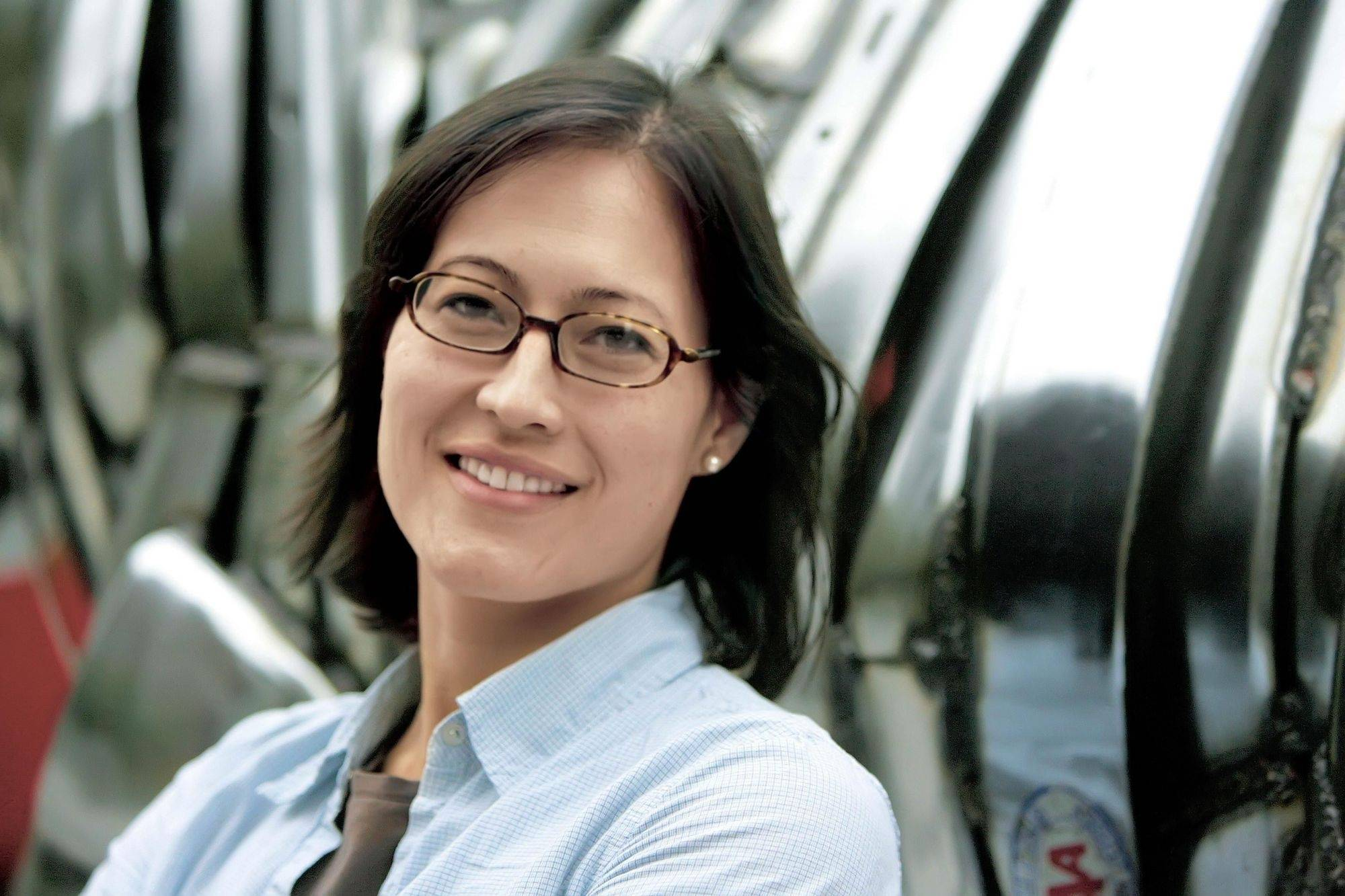"Monica Eng will speak on ""The Sustainable Food Movement-Benefits and Barriers"" on April 6, as part of the New Lyceum Lecture Series."