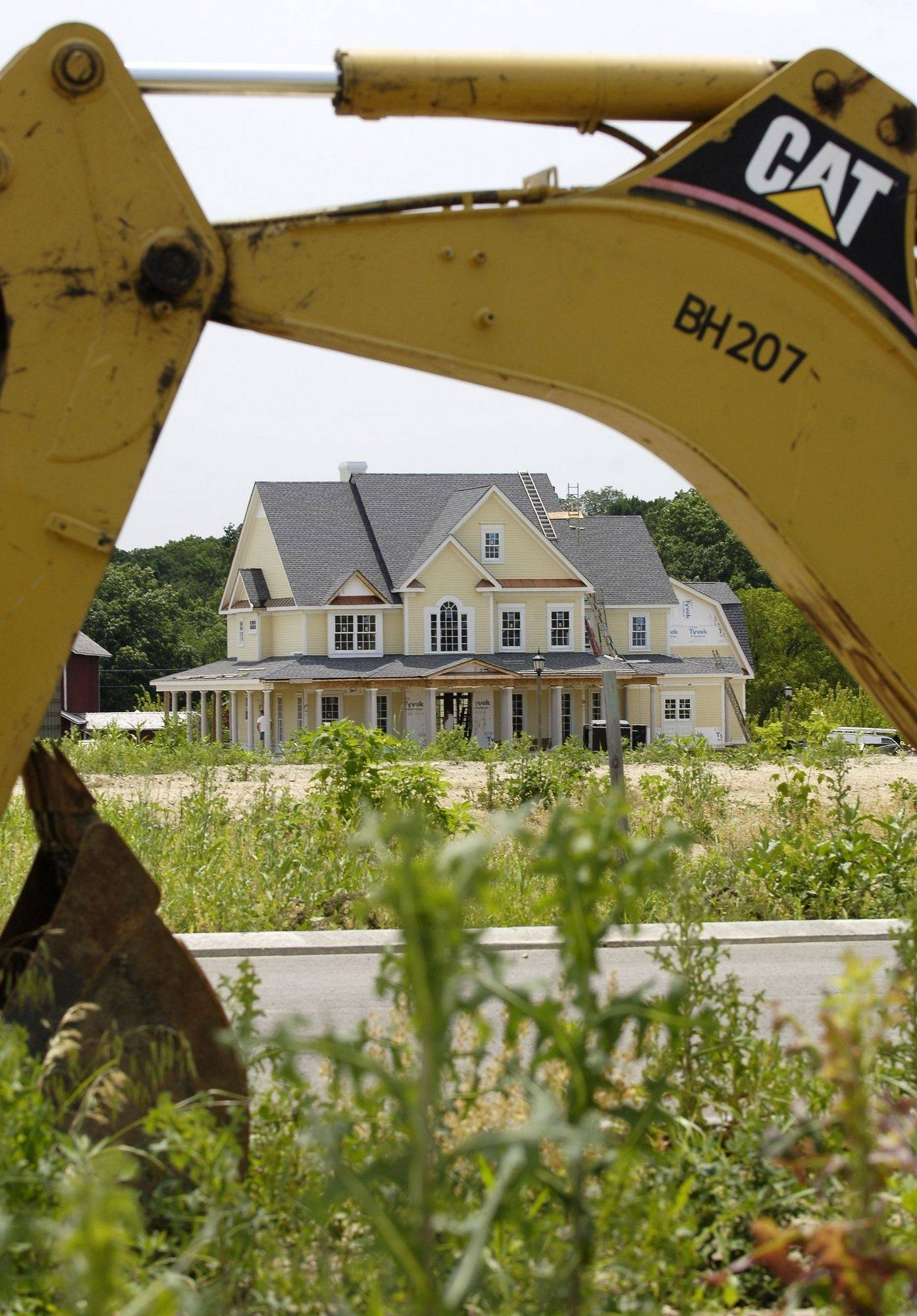 Sugar Grove to subdivision: No more building until you pay up