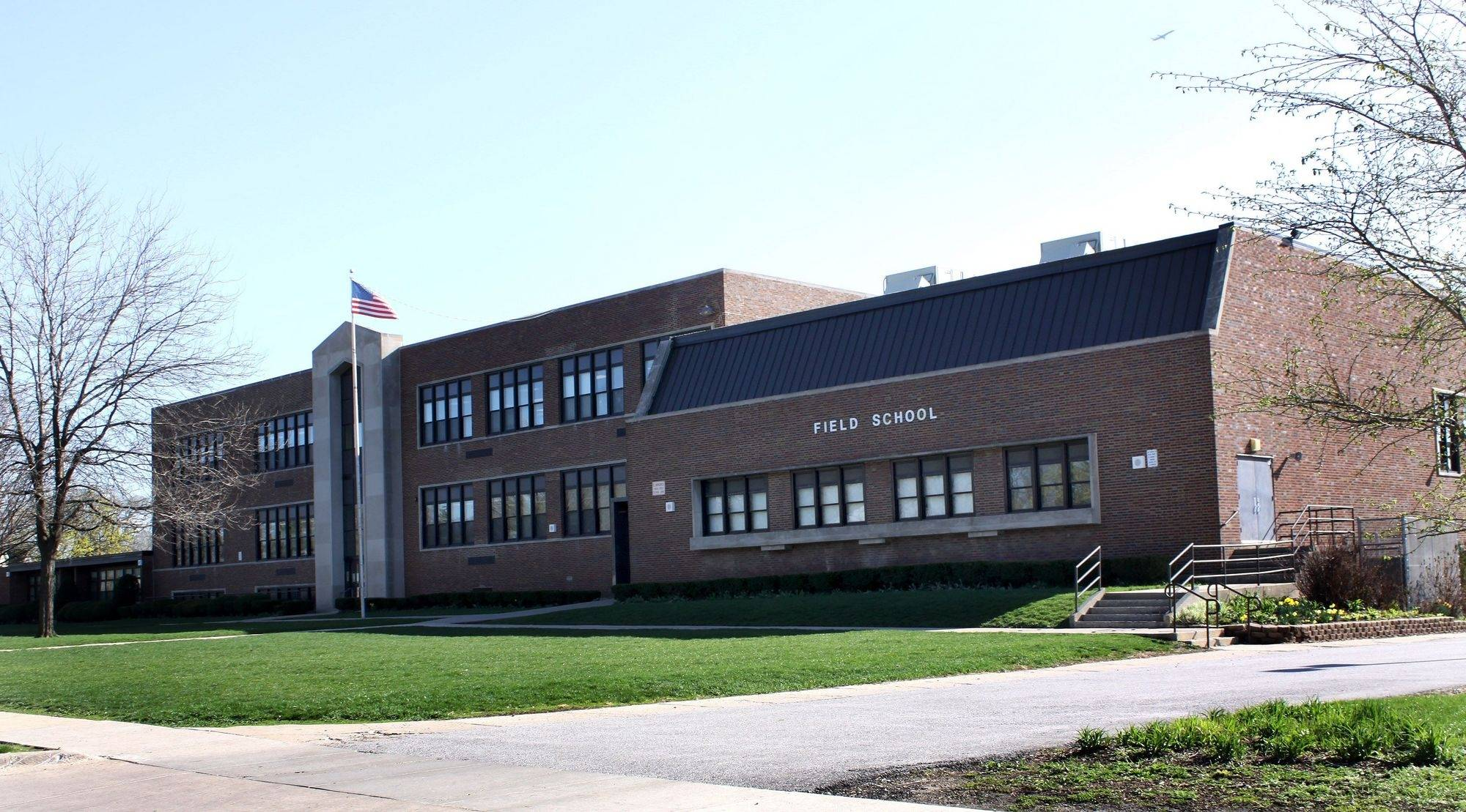 "Field Elementary School in Elmhurst was labeled a ""private public"" school in a Fordham Institute study, but it now has enough low-income students to qualify for Title I funding."