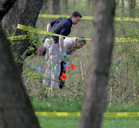Human remains found in DuPage Co. forest preserve