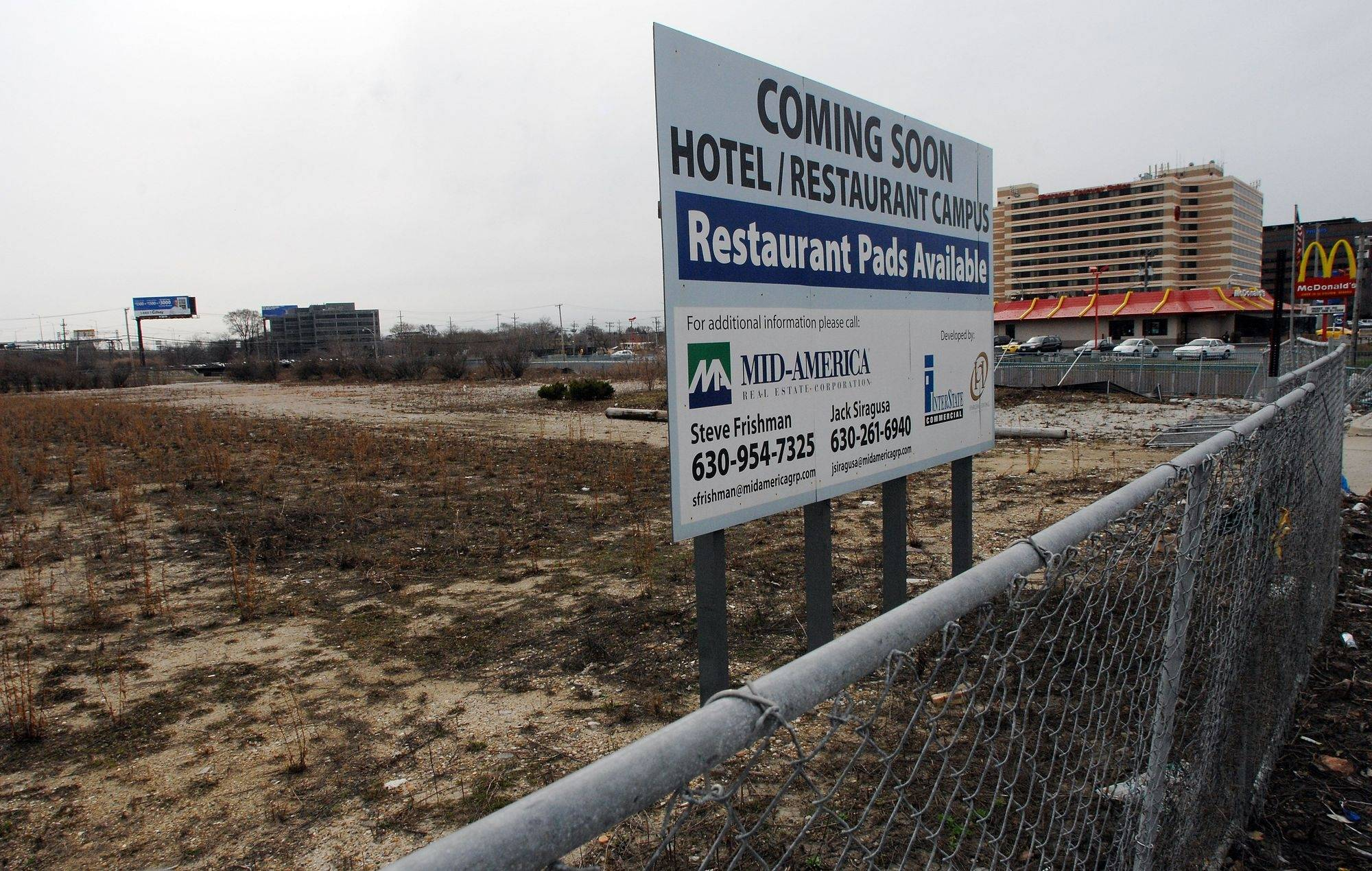 Hyatt hotels project in Des Plaines declared dead