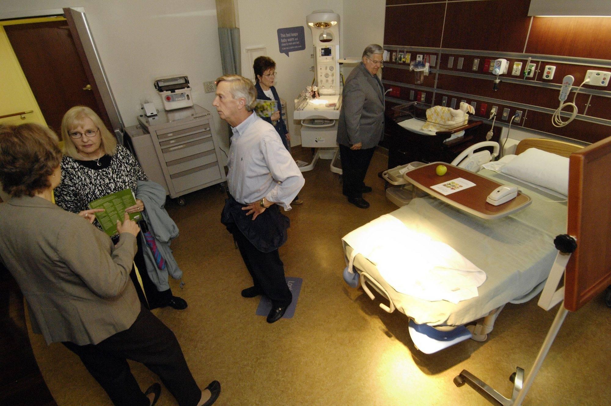 Northwest Community Hospital Unveils 250 Million Addition