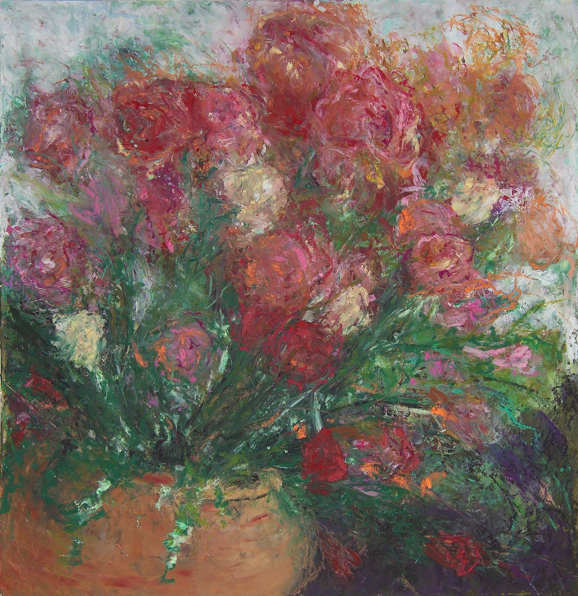 """Rose Fantasy"" by Donna Faye is among the artwork to be featured at The Art of Giving Friday in St. Charles."