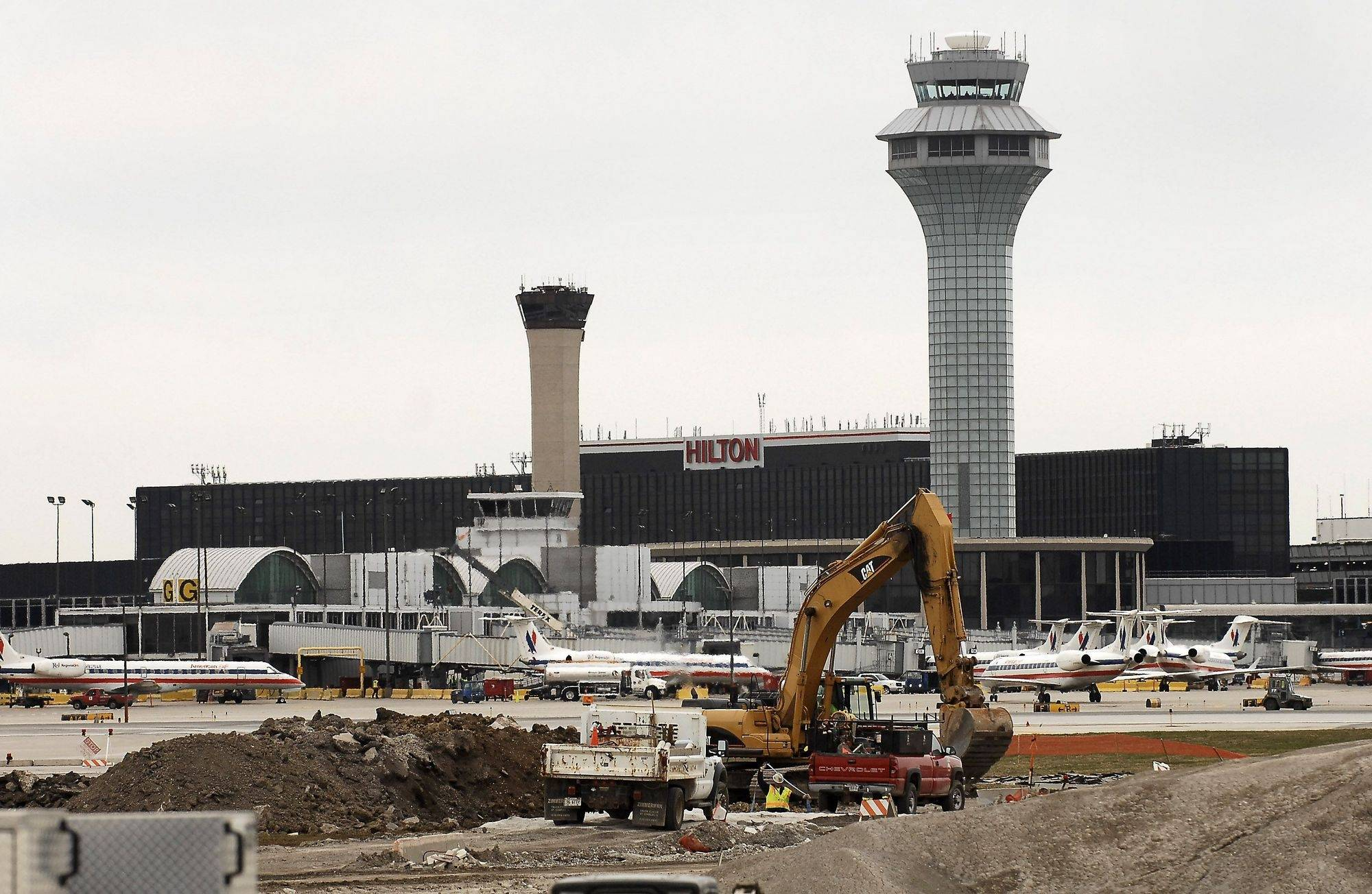 Airline merger may bring new talks on new O'Hare terminal